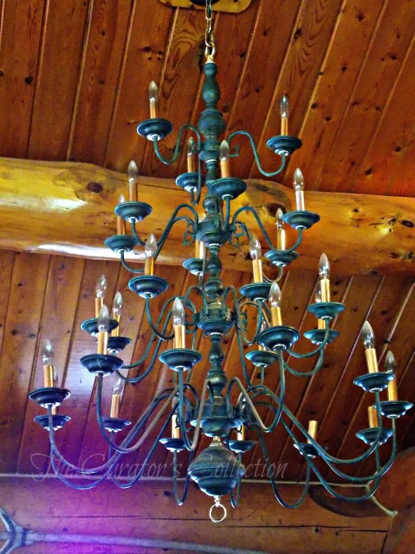 Sherry's Chandelier 1