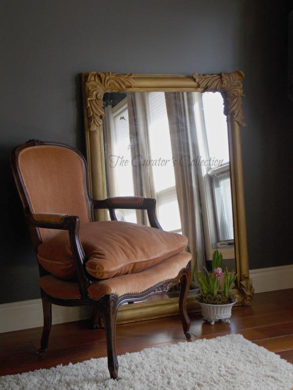 Hotel Beautiful Antique Mirror Makeover The Curators