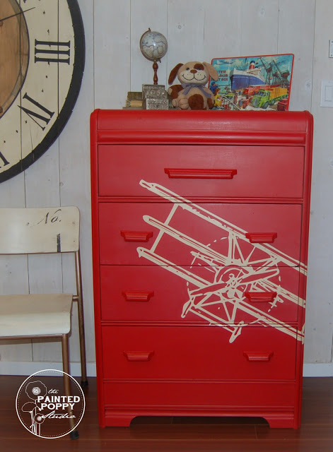 Red Baron Dresser 1 watermark